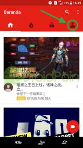 """Cara Menambahkan dan Menghapus Video dari Daftar """"Tonton Nanti"""" di YouTube (Android)"""