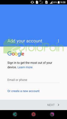 Cara Menambahkan Akun Google di Google Assistant