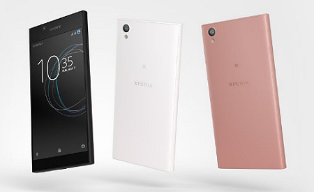 Sony Xperia L1 Resmi Diperkenalkan