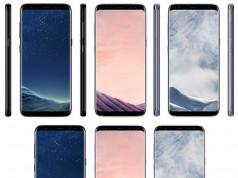 Rumor: Samsung Galaxy S8 Hadir dengan 3 Varian Warna dan Harganya Mulai dari Rp11,5 Jutaan