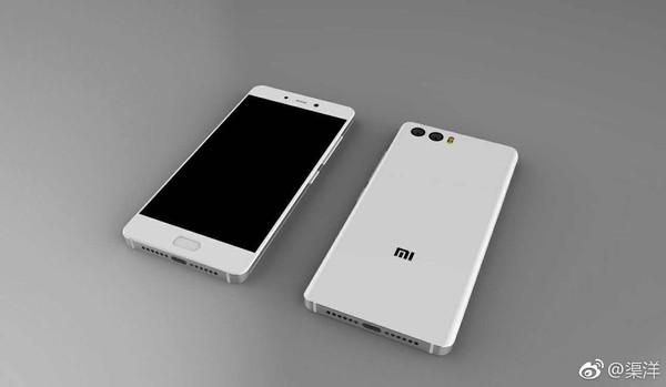 Beginikah Wujud Xiaomi Mi 6 yang Sesungguhnya?