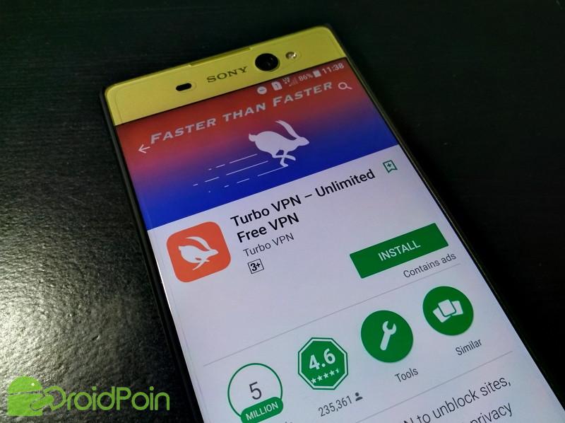 4 Aplikasi VPN Terbaik di Android