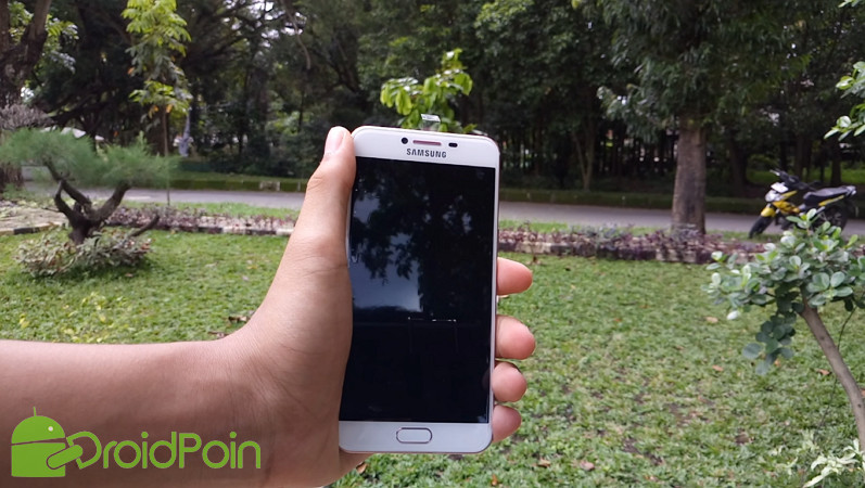 Review Samsung Galaxy C5