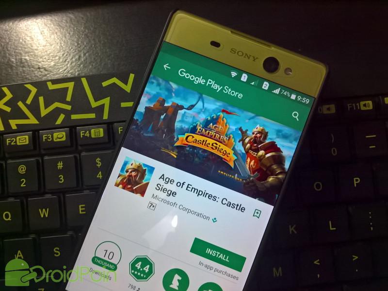 Age of Empires: Castle Siege Resmi Hadir di Play Store