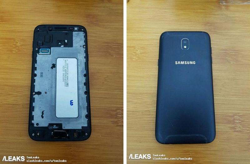 Beginikah Tampang dari Samsung Galaxy J5 (2017)?
