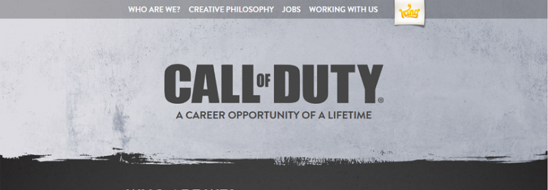 King akan Merilis Game Call of Duty® Versi Mobile?