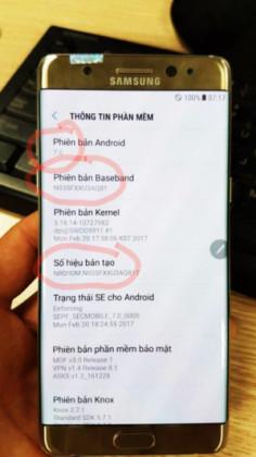 Samsung Galaxy Note 7 Versi Refurbished Mulai Menampakan Diri