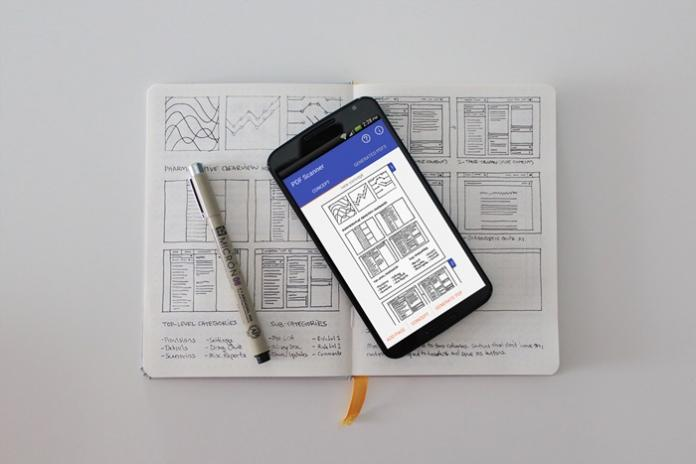 android app scan to pdf multiple pages