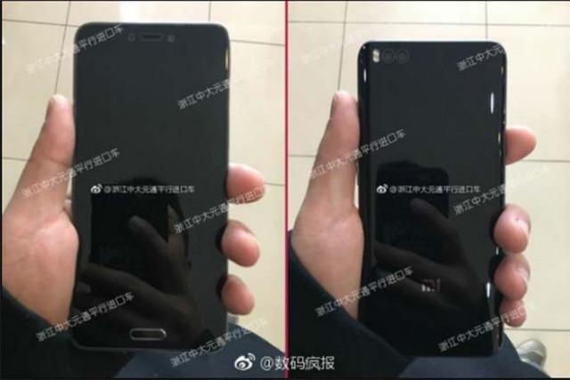 Wujud Asli Xiaomi Mi 6 Kembali Bocor