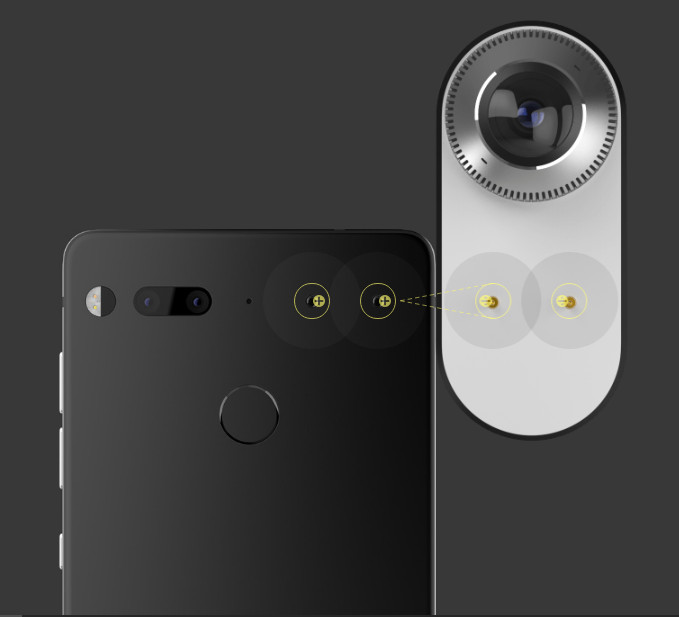 Smartphone Android Buatan Andy Rubin (Essential) Resmi Diperkenalkan