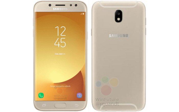 Spesifikasi Samsung Galaxy J5 dan J7 (2017) Bocor Sebelum Perilisan?