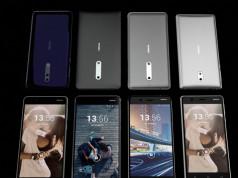 Desain Nokia 8 / Nokia 9 Kembali Bocor?