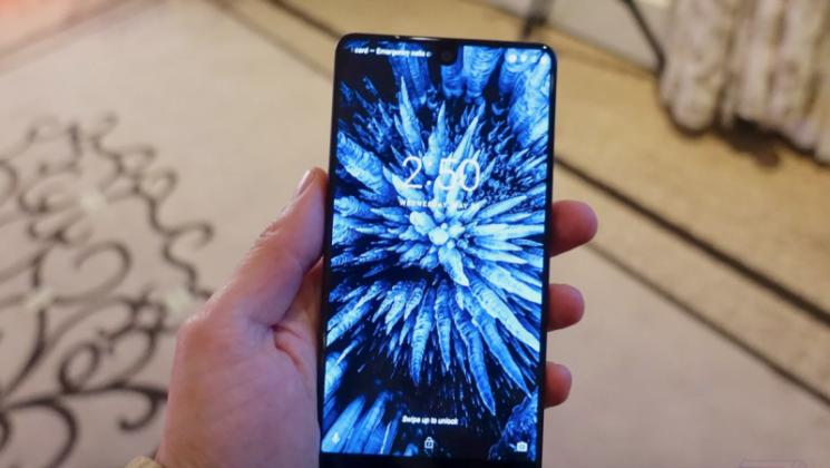 Inilah Essential Phone: Lebih Bagus dari iPhone dan Ponsel Android Manapun?