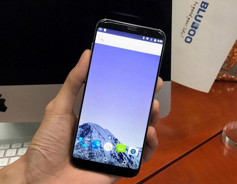 "Inilah BLUBOO S8, Versi ""KW"" dari Samsung Galaxy S8 dan S8+"