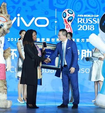 Resmi: Vivo Jadi Salah Satu Sponsor FIFA World Cup™ 2018 & 2022