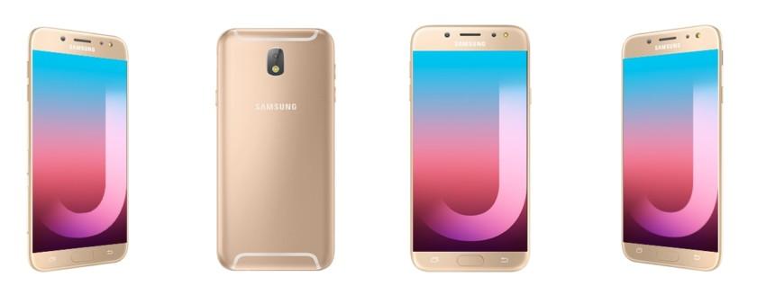 Samsung Resmi Merilis 2 Varian Baru Galaxy J7 2017