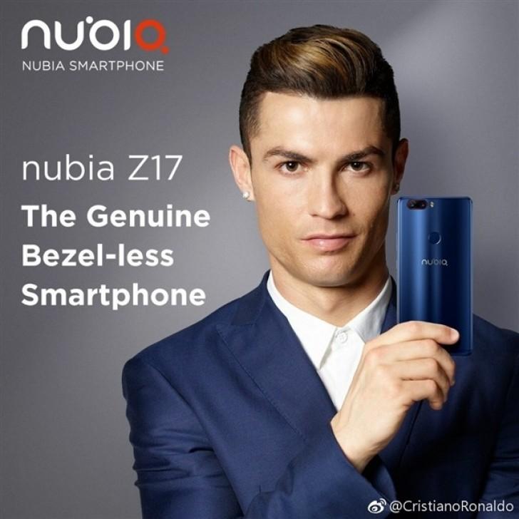 Harga dan Spesifikasi Nubia Z17