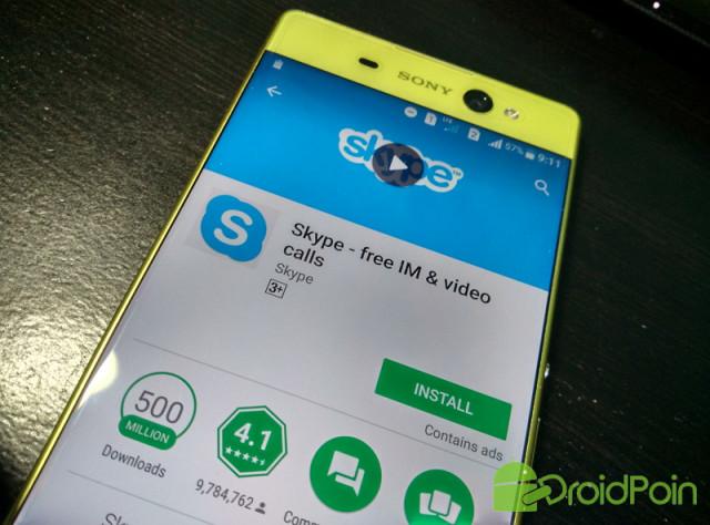 Next Generation Skype Resmi Tersedia di Play Store