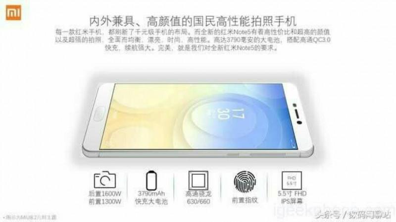 Xiaomi Redmi Note 5 dan 5A Segera Diperkenalkan?