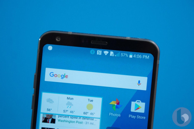 LG Q6 Merupakan Versi Mini dari LG G6?