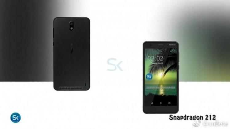 "Inikah Wujud dari Nokia ""Unknown Heart"" a.k.a Nokia 2?"