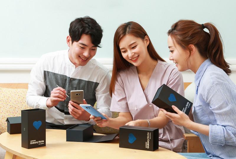 Samsung Galaxy Note Fan Edition Resmi Diumumkan, Inilah Harga dan Spesifikasinya!