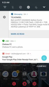 Beginilah Cara Mengatur Notifikasi di Android Nougat dengan Mudah!