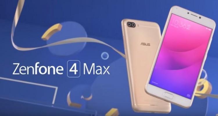 Harga dan Spesifikasi Asus Zenfone 4 Max