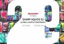Catat! Sharp Aquos S2 akan Diperkenalkan pada 8 Agustus Mendatang