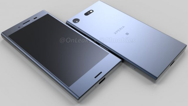 Wujud Sony Xperia XZ1 & XZ1 Compact Terungkap, Tidak Menghadirkan Banyak Perubahan!