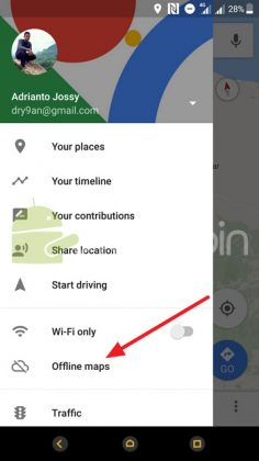 Cara Download Peta di Google Maps Agar Bisa Digunakan Secara Offline