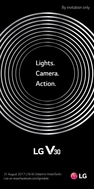 LG Mulai Sebar Undangan Perilisan LG V30