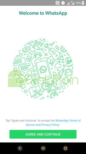 Cara Logout Akun WhatsApp di Android