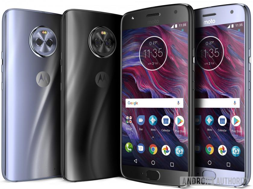 Perkenalkan, Inilah Motorola Moto X4!