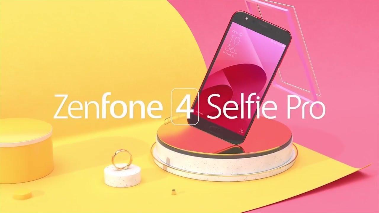Harga dan Spesifikasi Asus Zenfone 4 Selfie Pro