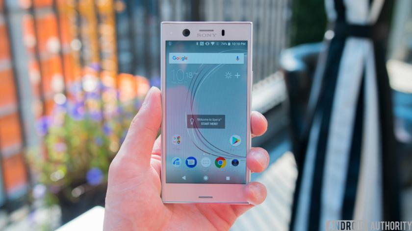 Harga dan Spesifikasi Sony Xperia XZ1