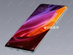 Tengah Diproduksi, Xiaomi Mi MIX 2 akan Hadir dengan Rasio Layar Mencapai 95%?