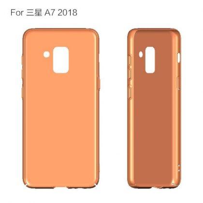 Desain Samsung Galaxy A7 dan A5 (2018) Bocor — Fingerprint Di Bawah Kamera + Infinity Display?