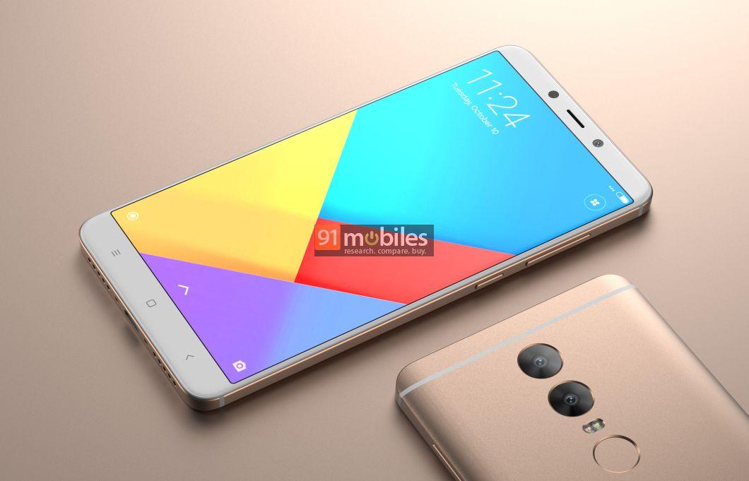 Inikah Wujud dan Spesifikasi dari Xiaomi Redmi Note 5?