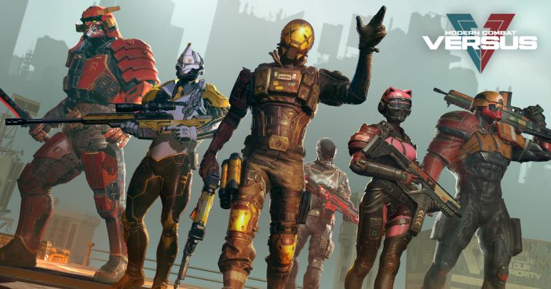 Game 'Modern Combat Versus' Resmi di Rilis, Ayo Segera Unduh!