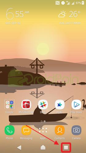 Cara Menutup Aplikasi yang Tidak Merespon di Android