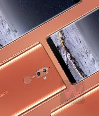 Nokia 9 akan Mengusung Desain Bezel-less?