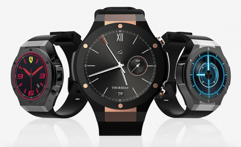 Microwear H2: Smartwatch Android Berkemampuan Smartphone