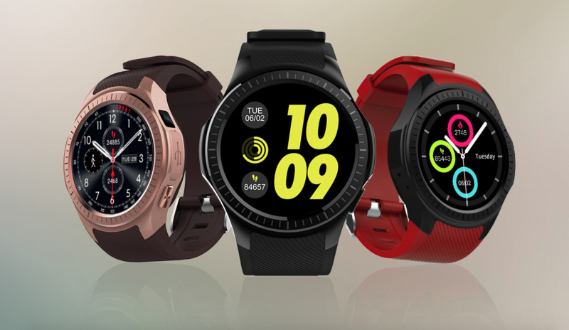Microwear L1: Smartwatch Sport dengan GPS dan Baterai Awet