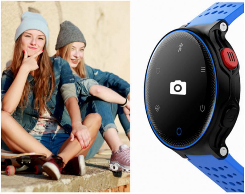 Microwear X2: Sport Smartwatch Keren yang Tahan Air