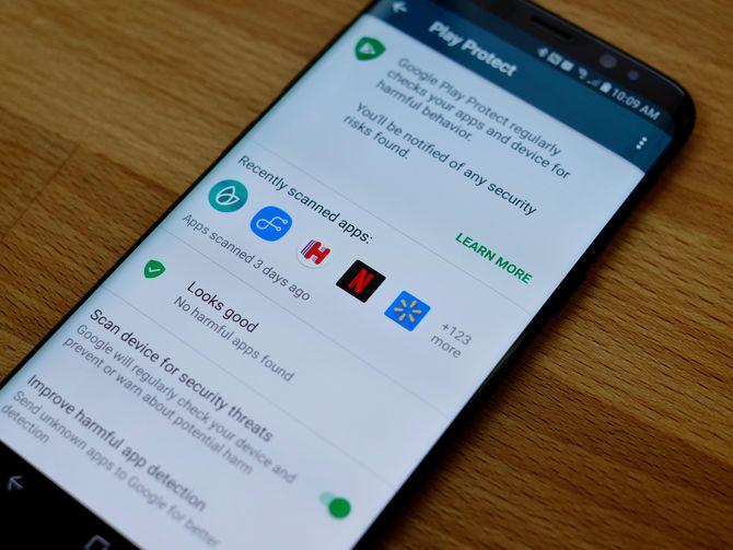 Cara Mengaktifkan / Menonaktifkan Google Play Protect di Perangkat Androidmu