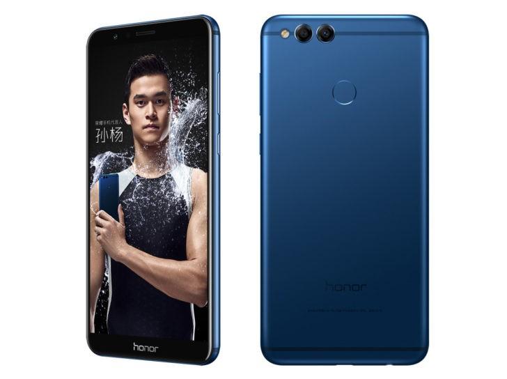 Resmi Dirilis, Inilah Harga dan Spesifikasi Huawei Honor 7X