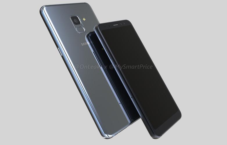 Inikah Wujud Samsung Galaxy A5 dan A7 (2018)?