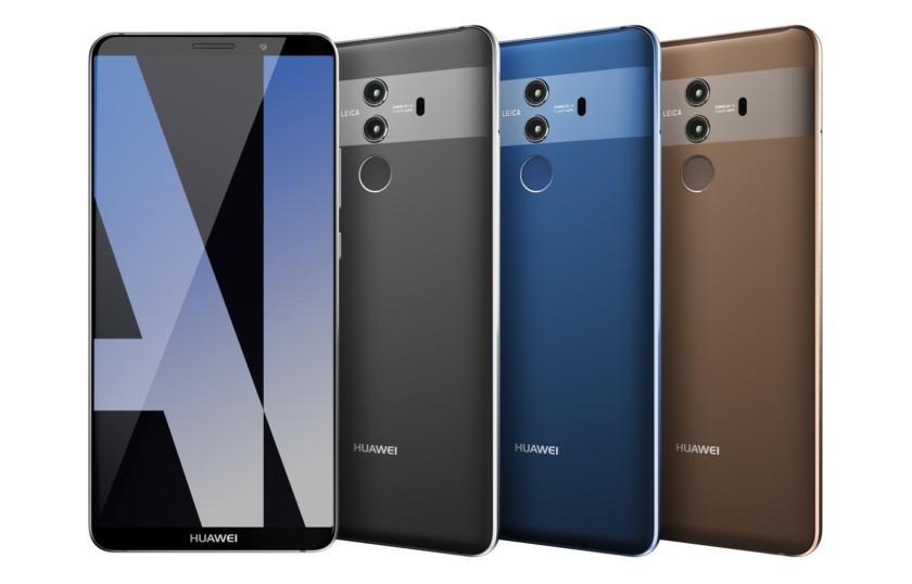 Huawei Siapkan Mate 10 Pro — Pesaing Samsung Galaxy Note8?