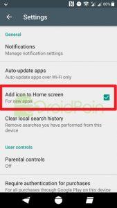 Tips agar Shortcut Aplikasi yang Baru Terinstall tak Muncul di Home Screen Android